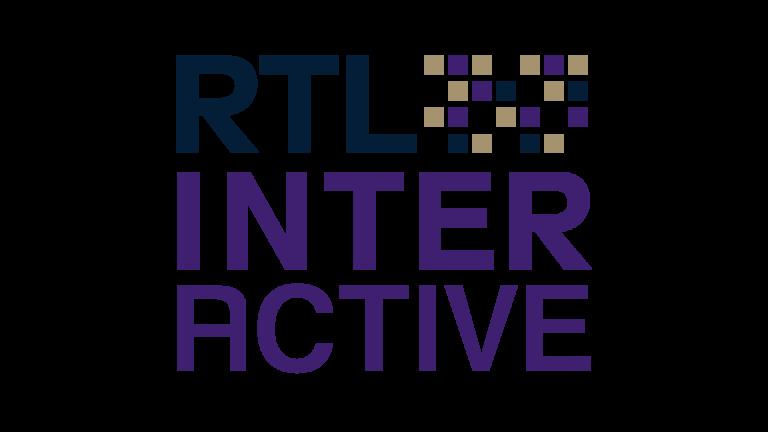 RTL interactive Logo auf transparentem Hintergrund
